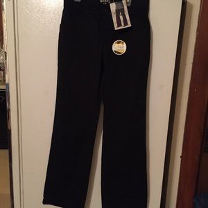New Riders by Lee midrise trouser size 6M